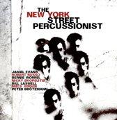 New York Street Percussionist