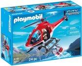 Playmobil 5617 Bosbrand Helikopter