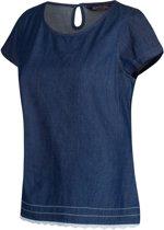 Regatta-Jakayla-Outdoorshirt-Vrouwen-MAAT XL-Blauw