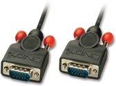 Lindy - VGA (D-Sub) naar VGA (D-Sub) - Zwart