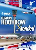 Mega Airport London Heathrow Extended - FS X + Prepar3D - Add-On - PC