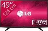 LG 49UH610V - 4K tv