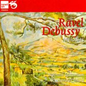 Ravel, Debussy: Melodies