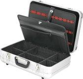 Varo PRM10117 Aluminium koffer - Lichtgewicht - Zilver