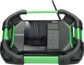Hitachi digitale radio DAB BT - zonder accu - UR18DSDL(W4) - 93255576