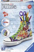 Ravensburger Sneaker Grafitti Print- 3D puzzel - 108 stukjes