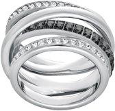 Dynamic ring silver