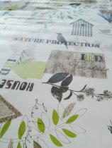 Home Trend Tafelzeil - 140x250 cm - Bonita Nature Protection