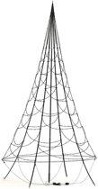 fairybell led kerstboom 800cm 1500led