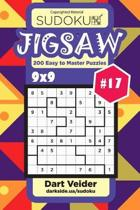 Sudoku Jigsaw - 200 Easy to Master Puzzles 9x9 (Volume 17)