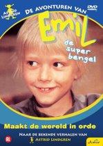 De Avonturen Van Emil De Superbengel - Emil Maakt De Wereld In Orde