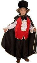 Dracula kostuum voor kinderen 116