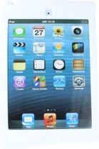 Siliconen Case Wit White voor Apple iPad Air 1