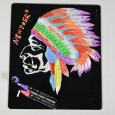 Multicolor Krijtstift / Krijtbord Stift & Whiteboard Marker Krijt - Raamstift Schoolbord