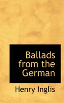Ballads from the German