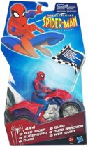 Spiderman Motorized web rider 4x4