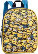 Despicable Me Minions Crowded Rugzak - Kinderen - Geel