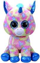 Ty Beanie Boo Xl Blitz Unicorn 42cm - Knuffel