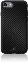 Black Rock Real Carbon - Back Cover - Geschikt voor iPhone 6/6S/7 - Zwart