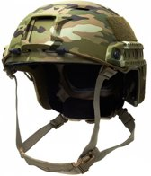 101inc Mich fast helm Airsoft DTC/Multicamo