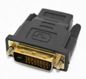 Adapter DVI-D DVI Male naar HDMI Female Type A