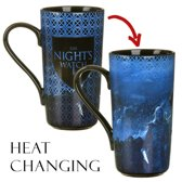 Game of Thrones Winter is Coming Heat Changing Latte Mug 500ml