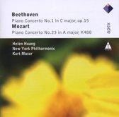Helen Huang - Beethoven/Mozart:Piano Concert