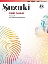 Suzuki Piano School, Vol 6