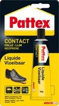 Pattex Profi Contactlijm - Contact lijm - Vloeibaar - 50 g