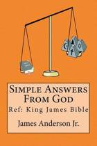 Simple Answers from God