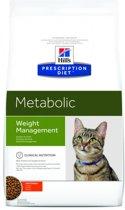 Hill's Prescription Diet Metabolic - Kattenvoer - 1.5 kg