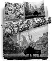 Dekbedovertrek Central Park