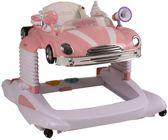 KEES - Vliegende Hollander Loopstoel - Roze