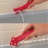 Handige kit schraper tool | Kit verwijderaar | Afwerker