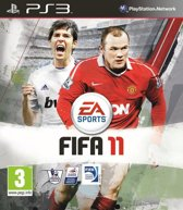 Electronic Arts FIFA 11, PS3