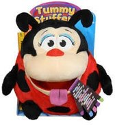 Big Mouth Tummy Pet Lady Bug