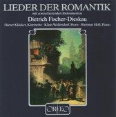 Dietrich Fischer-Dieskau Singt Lieder Der Romantik