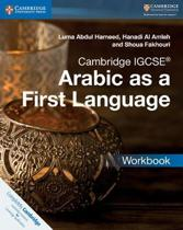 Cambridge IGCSE (R) Arabic as a First Language Workbook