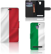 Bookstyle Case Lenovo C2 Power Italië