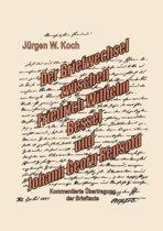 Briefwechsel Friedrich Wilhelm Bessel Mit Johann Georg Repsold