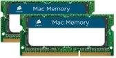 Corsair CMSA8GX3M2A1066C7 8GB DDR3 SODIMM 1066MHz (2 x 4 GB)
