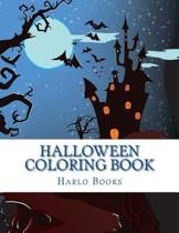 Halloween Coloring for Relaxation Vol. 1