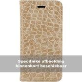 Mobilize Premium Gelly Book Case Samsung Galaxy J5 2016 Alligator Peanut Brown
