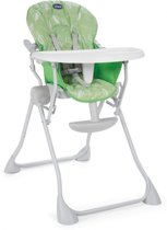 Chicco plooibare kinder-eetstoel Pocket Meal Summer Green