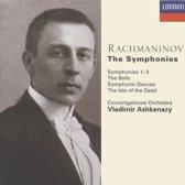 Symphony 1-3 Etc