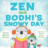 Zen and Bodhi's Snowy Day