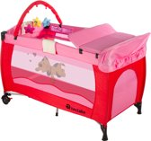Campingbed TecTake - Roze