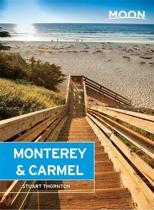Moon Monterey & Carmel (Fifth Edition)