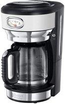 Russell Hobbs 21703-56 Retro Koffiezetapparaat met glazen kan - Classic Blanc
