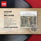 Mozart: Requiem Bruckner: Te D